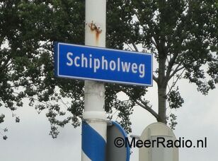 schipholweg MR cright