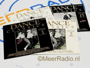 DANCE CLASSICS CDs chright