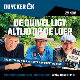HARRY DE JONG DUYCKER NOV 2020