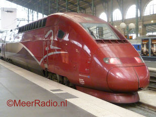 Thalys in Gare du Nord